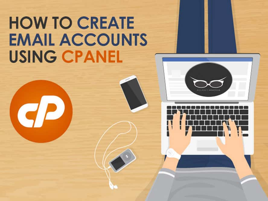 Create Email Account Using Cpanel