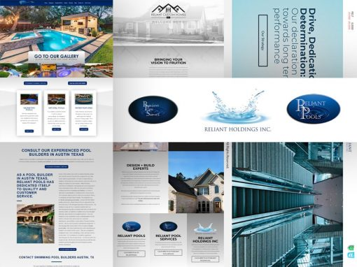 Website Makeover: Reliant Business Group